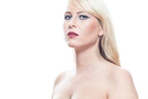 Fotoshooting im Studio Erotische Bilder