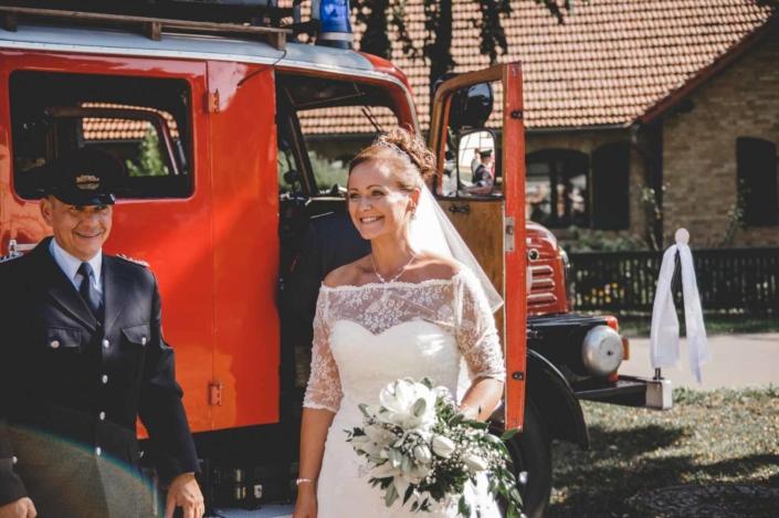 Feuerwehr Hochzeit Potsdam