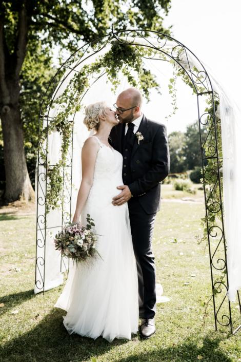 Wedding Hochzeit Kuss