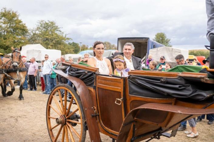 Pferdemark Havelberg Wedding Hochzeit Rostock